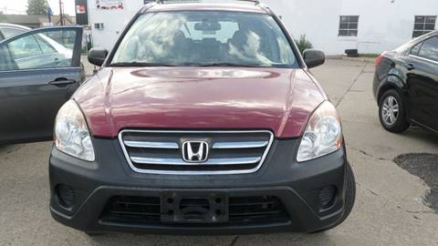 2006 Honda CR-V for sale at Minuteman Auto Sales in Saint Paul MN