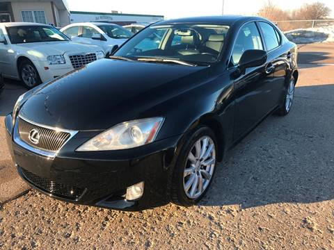 2008 Lexus IS 250 for sale in Saint Paul, MN
