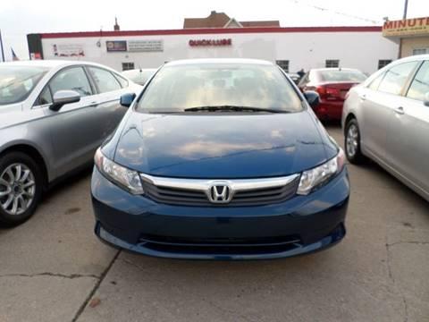 2012 Honda Civic for sale in Saint Paul, MN