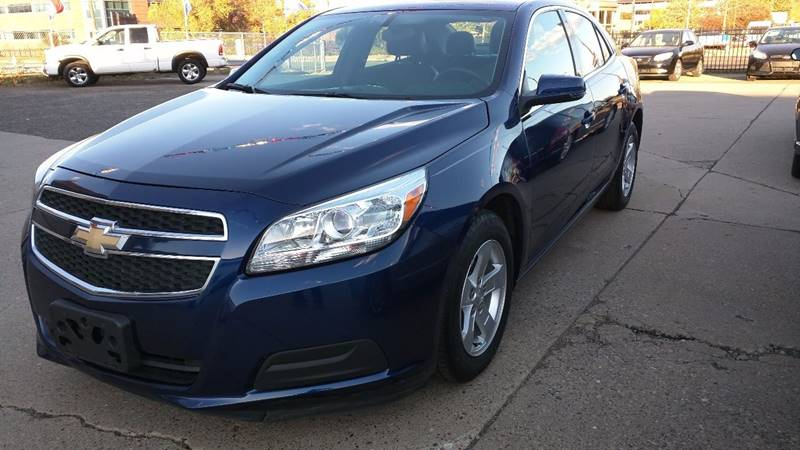 2013 Chevrolet Malibu for sale at Minuteman Auto Sales in Saint Paul MN