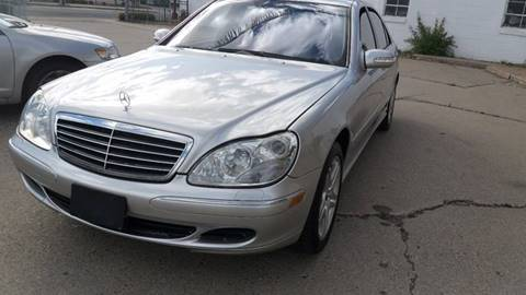 2006 Mercedes-Benz S-Class for sale at Minuteman Auto Sales in Saint Paul MN