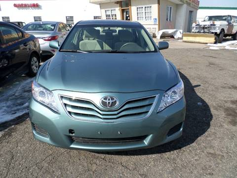 2010 Toyota Camry for sale in Saint Paul, MN