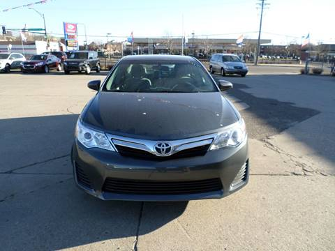 2012 Toyota Camry for sale in Saint Paul, MN