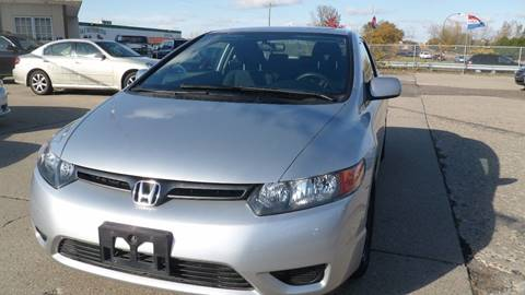 2007 Honda Civic for sale at Minuteman Auto Sales in Saint Paul MN