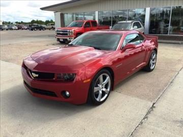 2012 Chevrolet Camaro for sale in Langdon, ND