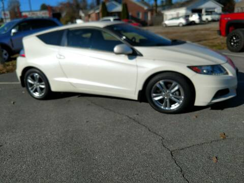 2013 Honda CR-Z for sale in Hendersonville, NC