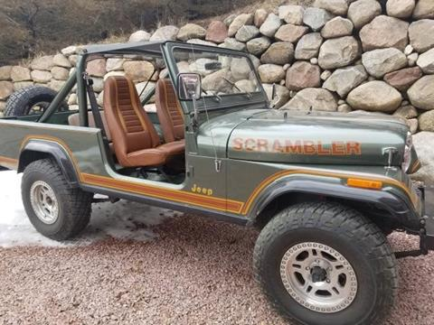 1984 Jeep Scrambler for sale in Sioux Falls, SD