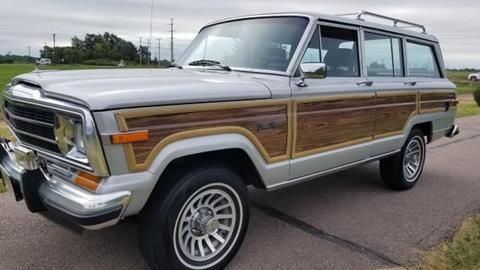 1988 Jeep Grand Wagoneer for sale in Sioux Falls, SD
