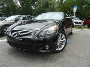 2014 Infiniti Q60 Coupe for sale in Seffner, FL