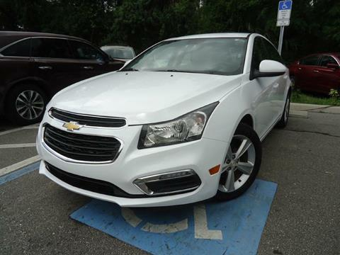 2016 Chevrolet Cruze Limited for sale in Seffner, FL