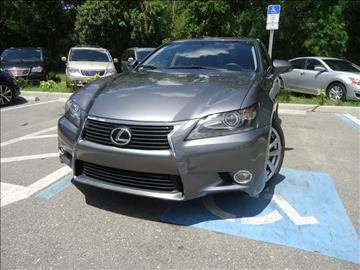 2014 Lexus GS 350 for sale in Seffner, FL