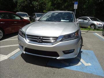 2014 Honda Accord for sale in Seffner, FL