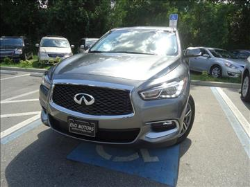 2016 Infiniti QX60 for sale in Seffner, FL