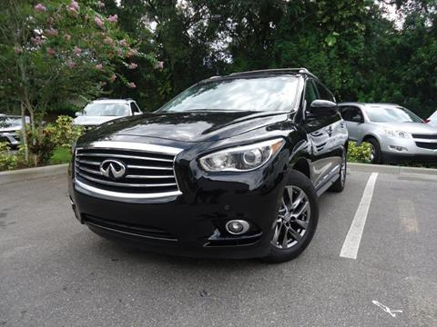 2014 Infiniti QX60 for sale in Seffner, FL