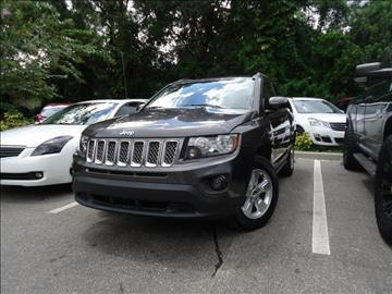 2016 Jeep Compass for sale in Seffner, FL
