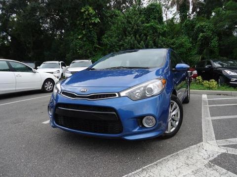 2014 Kia Forte Koup for sale in Seffner, FL