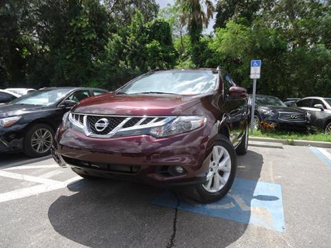 2014 Nissan Murano for sale in Seffner, FL