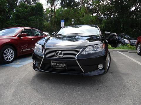 2015 Lexus ES 350 for sale in Seffner, FL