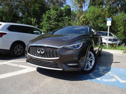 2017 Infiniti QX30 for sale in Seffner, FL