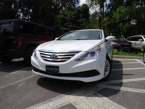 2014 Hyundai Sonata for sale in Seffner, FL