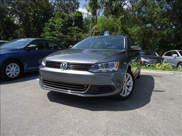 2014 Volkswagen Jetta for sale in Seffner, FL