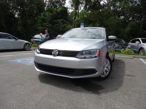 2014 Volkswagen Jetta for sale in Seffner, FL