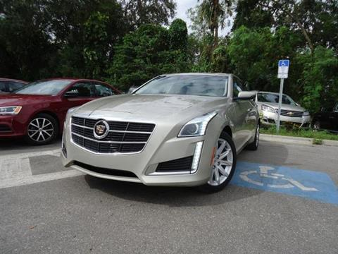 2014 Cadillac CTS for sale in Seffner, FL