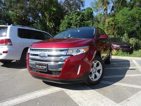 2014 Ford Edge for sale in Seffner, FL