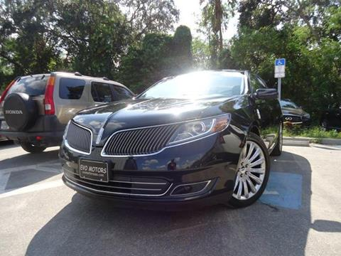2014 Lincoln MKS for sale in Seffner, FL