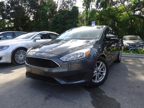 2015 Ford Focus for sale in Seffner, FL