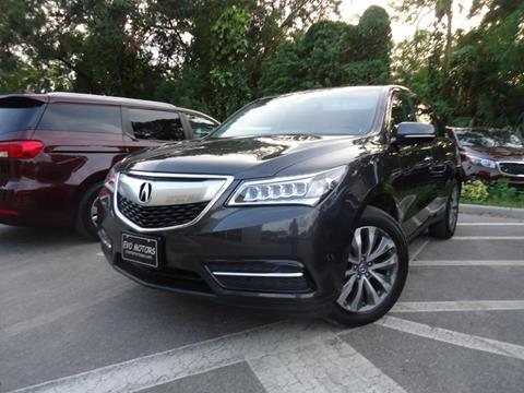 2014 Acura MDX for sale in Seffner, FL