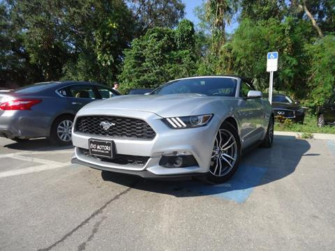 2016 Ford Mustang for sale in Seffner, FL