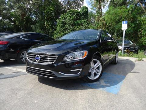 2015 Volvo S60 for sale in Seffner, FL