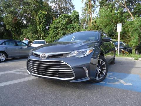 2016 Toyota Avalon for sale in Seffner, FL