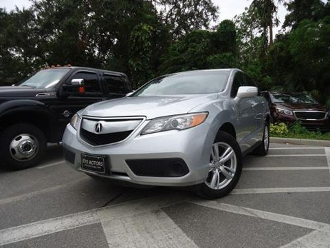 2015 Acura RDX for sale in Seffner, FL
