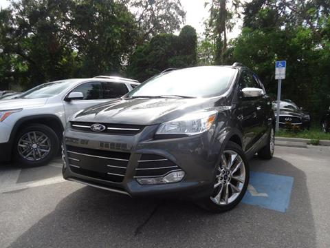 2016 Ford Escape for sale in Seffner, FL