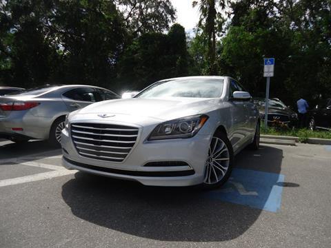 2015 Hyundai Genesis for sale in Seffner, FL