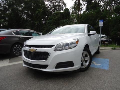 2016 Chevrolet Malibu Limited for sale in Seffner, FL