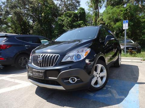 2015 Buick Encore for sale in Seffner, FL