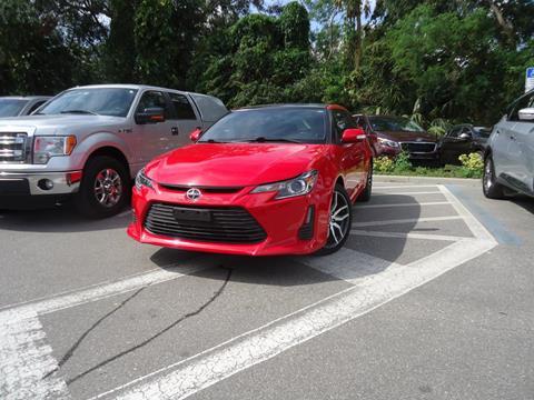 2015 Scion tC for sale in Seffner, FL