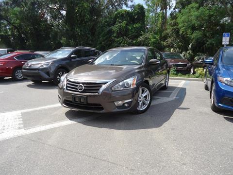 2015 Nissan Altima for sale in Seffner, FL