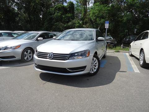 2014 Volkswagen Passat for sale in Seffner, FL