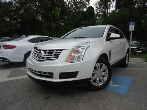 2015 Cadillac SRX for sale in Seffner, FL