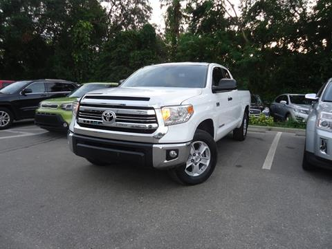 2016 Toyota Tundra for sale in Seffner, FL