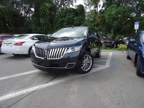 2014 Lincoln MKX for sale in Seffner, FL
