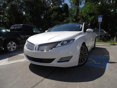 2015 Lincoln MKZ Hybrid for sale in Seffner, FL