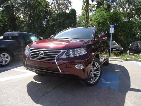 2014 Lexus RX 350 for sale in Seffner, FL