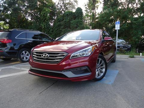 2015 Hyundai Sonata for sale in Seffner, FL