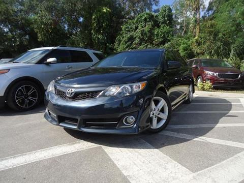 2014 Toyota Camry for sale in Seffner, FL
