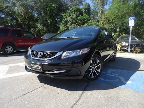 2014 Honda Civic for sale in Seffner, FL